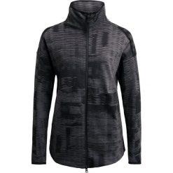 Adidas Performance PULSE COVUP Bluza rozpinana black. Czarne bluzy damskie adidas Performance, l, z bawełny. W wyprzedaży za 349,30 zł.