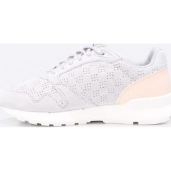 Le Coq Sportif - Buty Omega X W Summer Flavor. Szare buty sportowe damskie marki adidas Originals, z gumy. W wyprzedaży za 269,90 zł.