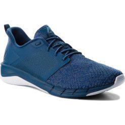Buty Reebok - Print Run 3.0 CN4909 Blue/Blue Slate/White. Niebieskie buty do biegania męskie Reebok, z materiału, reebok print. W wyprzedaży za 229,00 zł.