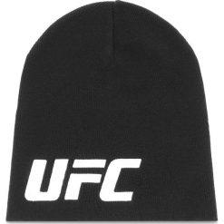 Czapka Reebok - UFC Beanie CZ9906  Black. Czarne czapki męskie marki Reebok, z bawełny. W wyprzedaży za 109,00 zł.