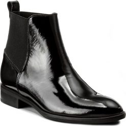 Sztyblety GINO ROSSI - Miwa DSH497-S95-0600-9900-0 99. Szare buty zimowe damskie marki Gino Rossi, z gumy. W wyprzedaży za 269,00 zł.