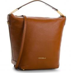 Torebka COCCINELLE - CD0 Liya E1 CD0 13 01 01 Brule/Noir 530. Brązowe torebki klasyczne damskie Coccinelle, ze skóry, duże. W wyprzedaży za 979,00 zł.