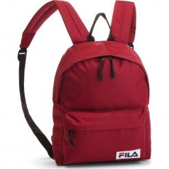 Plecak FILA - Mini Backpack Malmö 685043 Rhubarb J93. Czerwone plecaki męskie Fila, z materiału. Za 109,00 zł.