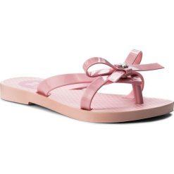 Japonki ZAXY - Fresh III Top Kids 82055 Pink 90163 W385027 29990. Różowe klapki dziewczęce marki Zaxy, z materiału. Za 89,00 zł.