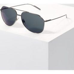 Dolce&Gabbana Okulary przeciwsłoneczne dark grey/blue. Szare okulary przeciwsłoneczne męskie wayfarery Dolce&Gabbana. Za 1049,00 zł.