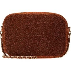 Becksöndergaard PAYA GLITTERY Torba na ramię dusty orange. Brązowe torebki klasyczne damskie marki Becksöndergaard. Za 419,00 zł.