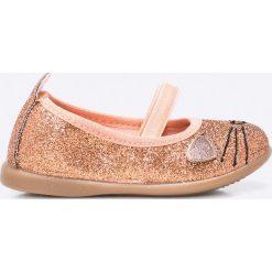 Gioseppo - Baleriny dziecięce. Różowe baleriny dziewczęce Gioseppo, z gumy. W wyprzedaży za 119,90 zł.