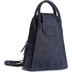 Plecaki damskie: Plecak VERSO – 3004A0BDA Granatowy
