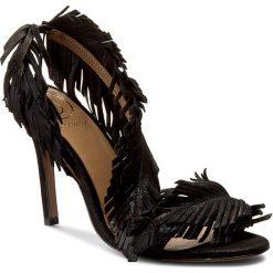 Rzymianki damskie: Sandały BALDOWSKI – D01511-3436-002 Sabia Czarna