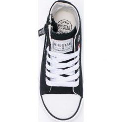 Big Star - Trampki dziecięce. Szare buty sportowe chłopięce BIG STAR, z gumy, na sznurówki. W wyprzedaży za 79,90 zł.
