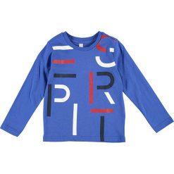 T-shirty chłopięce: Koszulka w kolorze niebieskim