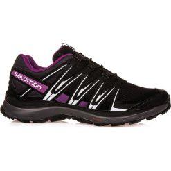 Salomon Buty damskie XA Lite czarne r. 37 1/3 (394655). Szare buty sportowe damskie marki Salomon, z gore-texu, na sznurówki, outdoorowe, gore-tex. Za 280,08 zł.