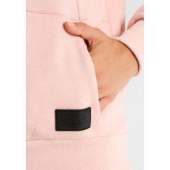 Bluzy rozpinane damskie: Newline BLACK Bluza z kapturem evening sand