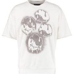 Bejsbolówki męskie: AllSaints GOOD TIMES CREW Bluza chalk white