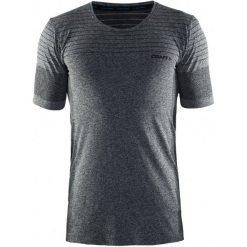 Craft Koszulka Męska Cool Comfort Ss Czarna S. Białe odzież termoaktywna męska marki Craft, m. W wyprzedaży za 129,00 zł.