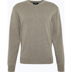 Mc Earl - Sweter męski, beżowy. Brązowe swetry klasyczne męskie Mc Earl, m, z bawełny. Za 129,95 zł.