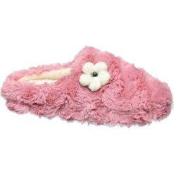 Kapcie damskie: kapcie damskie Casa mia różowe