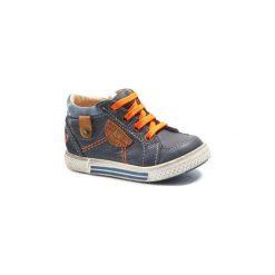 Buty Dziecko GBB  RAYMOND. Niebieskie buty zimowe chłopięce GBB. Za 279,20 zł.