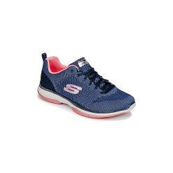 Fitness buty Skechers  BURST 2FR. Niebieskie buty do fitnessu damskie Skechers. Za 303,20 zł.