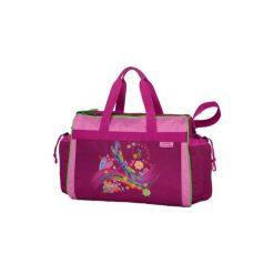 McNeill Torba sportowa - 185 Libelle - różowy/pink. Czerwone torby podróżne MCNEILL, duże. Za 119,00 zł.