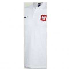 Koszulki polo: Koszulka Nike Polska WC 2018 NSW Polo (891482-102)