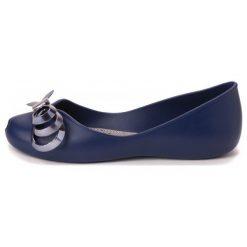 Baleriny damskie lakierowane: Zaxy Baleriny Damskie Luxury 38 Niebieski