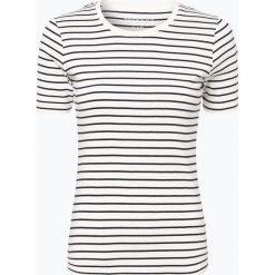 Brookshire - T-shirt damski, beżowy. Czarne t-shirty damskie marki brookshire, m, w paski, z dżerseju. Za 39,95 zł.