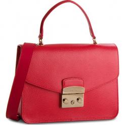 Torebka FURLA - Metropolis 948627 B BLE8 ARE Ruby. Czerwone torebki klasyczne damskie Furla, ze skóry. Za 1470,00 zł.