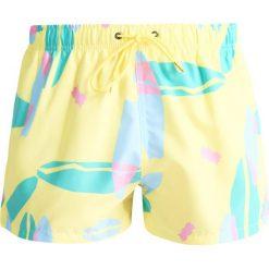 Kąpielówki męskie: Boardies LUDO  Szorty kąpielowe yellow