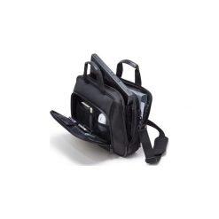 "Torba do laptopa Dicota Top Traveller Eco 15.6"" D30827. Czarne torby na laptopa marki Dicota, w paski. Za 257,99 zł."