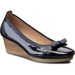 Półbuty damskie: Półbuty HISPANITAS – Carisa-7 HV74979 Jeans