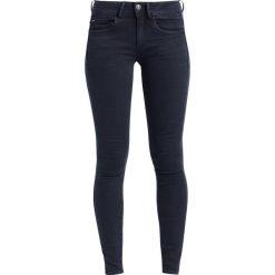 GStar LYNN MID SKINNY COJ NEW Jeans Skinny Fit dk creuset. Niebieskie jeansy damskie marki G-Star, z bawełny. Za 599,00 zł.