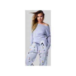 Piżamy damskie: BASHFUL Ice Ice Baby – Spodnie od piżamy