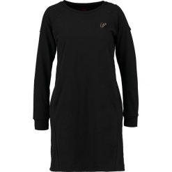 Sukienki hiszpanki: khujo LOULA Sukienka letnia black