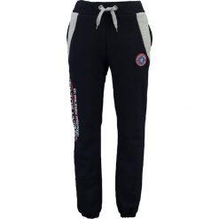 """Spodnie męskie: Spodnie dresowe """"Mirana"""" w kolorze granatowym"""