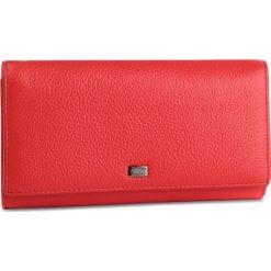 Duży Portfel Damski NOBO - NPUR-LG0130-C005 Czerwony. Czerwone portfele damskie Nobo, ze skóry. W wyprzedaży za 159,00 zł.