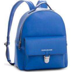 Plecak CALVIN KLEIN JEANS - Sculpted Cp Bp 30 K40K400651 455. Niebieskie plecaki damskie marki Calvin Klein Jeans, z jeansu. Za 699,00 zł.