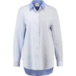 Koszule wiązane damskie: Amorph Berlin GIRLFRIEND Koszula blue