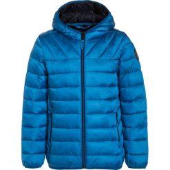 Napapijri AERONS 1 Kurtka zimowa mountain blue. Niebieskie kurtki chłopięce zimowe marki Napapijri, z bawełny. W wyprzedaży za 551,20 zł.