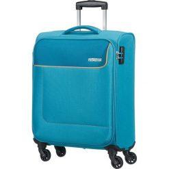 Walizka Funshine Spinner niebieska (20G-01-002). Niebieskie walizki marki Samsonite. Za 265,43 zł.