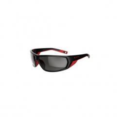 Okulary przeciwsłoneczne MH 570 polaryzacyjne kategoria 4. Czarne okulary przeciwsłoneczne damskie lenonki QUECHUA, z gumy. Za 139,99 zł.