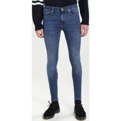Topman TRAVIS Jeans Skinny Fit blue. Niebieskie rurki męskie Topman. W wyprzedaży za 206,10 zł.