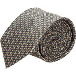 Krawaty męskie: krawat platinum grafit classic 206