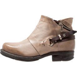 A.S.98 Ankle boot carton. Brązowe botki damskie skórzane A.S.98. Za 839,00 zł.
