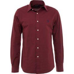 Polo Ralph Lauren PHILLIP  Koszula fall burgundy. Szare koszule męskie marki Polo Ralph Lauren, l, z bawełny, button down, z długim rękawem. Za 509,00 zł.