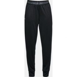 Spodnie sportowe damskie: Under Armour Spodnie damskie Play Up Pant Trousers czarne r. L (1311332-001)
