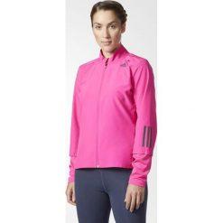 Adidas Kurtka damska Response Wind różowa r. XS (BQ3560). Zielone kurtki sportowe damskie marki New Balance, xs, z materiału. Za 197,14 zł.