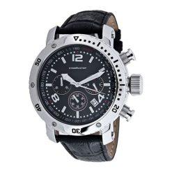 """Zegarki męskie: Zegarek """"CAP-1103223.A"""" w kolorze czarnym"""