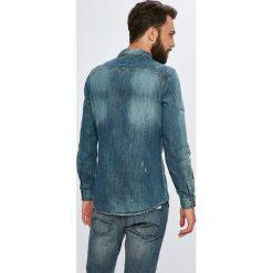 Guess Jeans - Koszula. Szare koszule męskie jeansowe marki House, l. Za 399,90 zł.