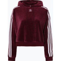 Adidas Originals - Damska bluza nierozpinana, czerwony. Czerwone bluzy rozpinane damskie adidas Originals, l. Za 319,95 zł.